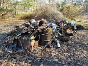 garbage-pile