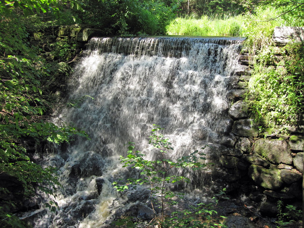 WATERFALL at Cooks Canyon (small)