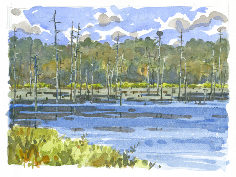 Waseeka Pond 2 - at 72 dpi