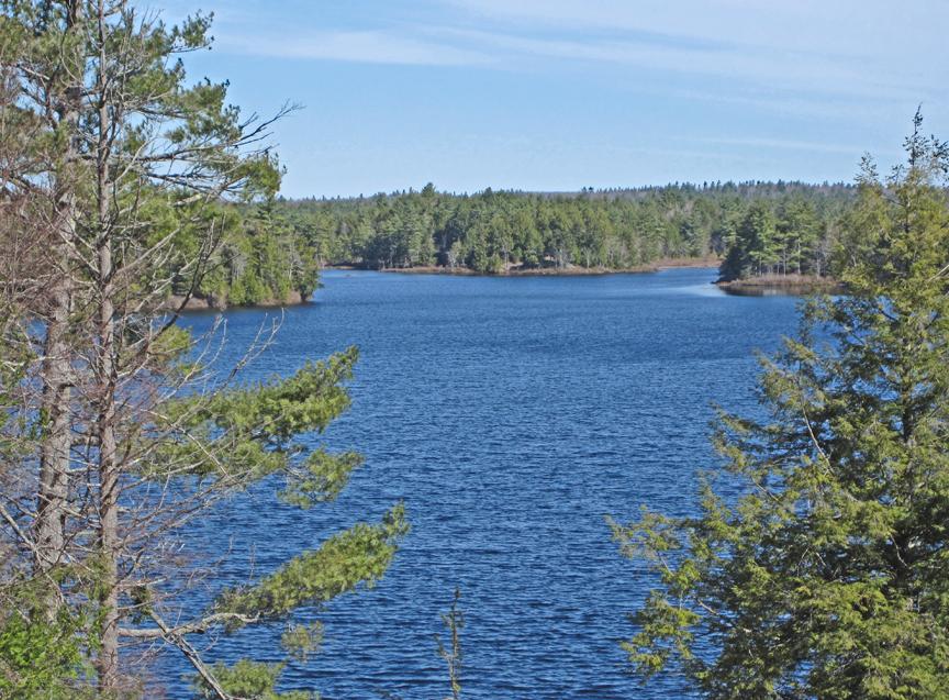 Hubbard Pond - at 72 dpi