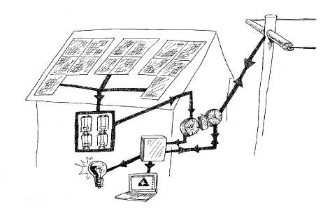 solararray drawing
