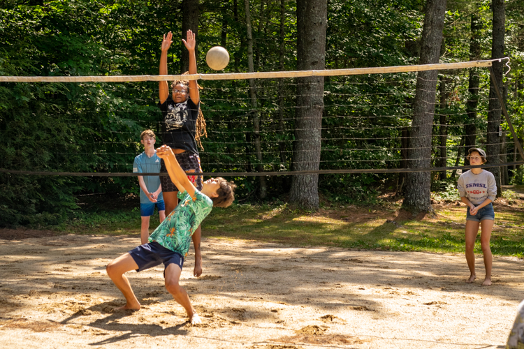 The volleyball masters of Session 3