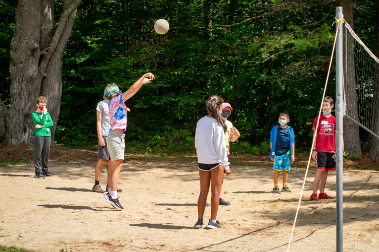 Volleyball/Nukem Discovery Group