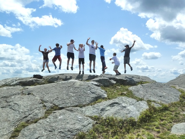 Stony Brook trip camp