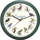 Audubon Clock
