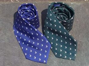 Mass Audubon Tern Neckties