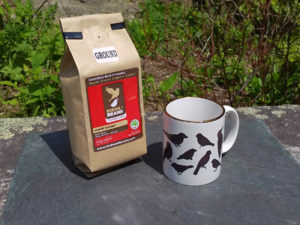 Bird Wonder Mug with Birds & Beans Coffee