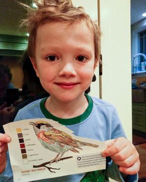 Gideon, age 5
