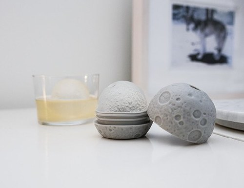 Moon Ice Mold
