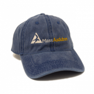 Mass Audubon Baseball Hat Blue