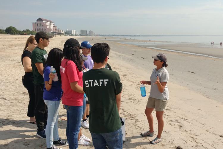 Melanie Gárate   Coastal Waterbird Education Specialist