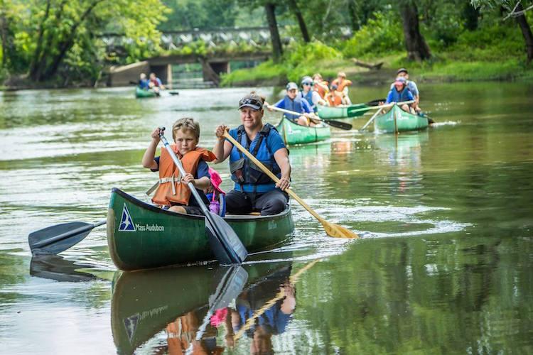 Canoe at Arcadia