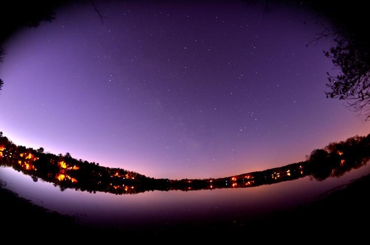 Stars in Night Sky © Paul Blankman