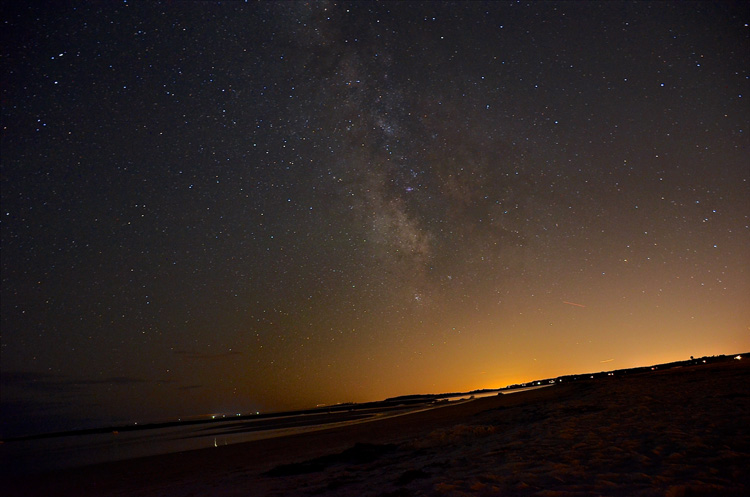 Stars in Night Sky © Mackenzie Dillon