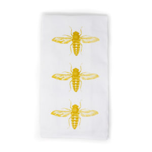 Bee Kitchen Towel