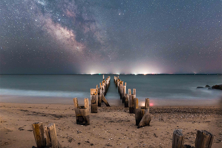Grand Prize/Landscapes 18 and Over Winner © Evan Guarino