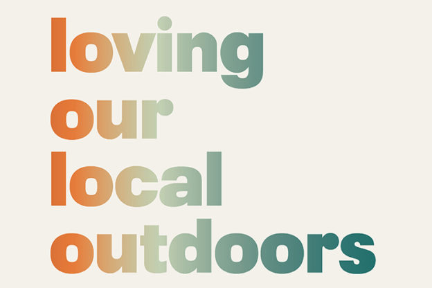 loving our local outdoors in partnership with REI