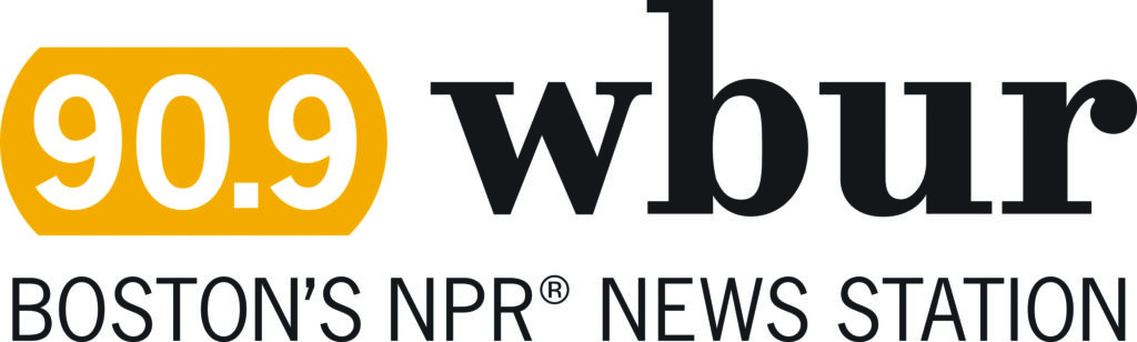 90.9 WBUR logo