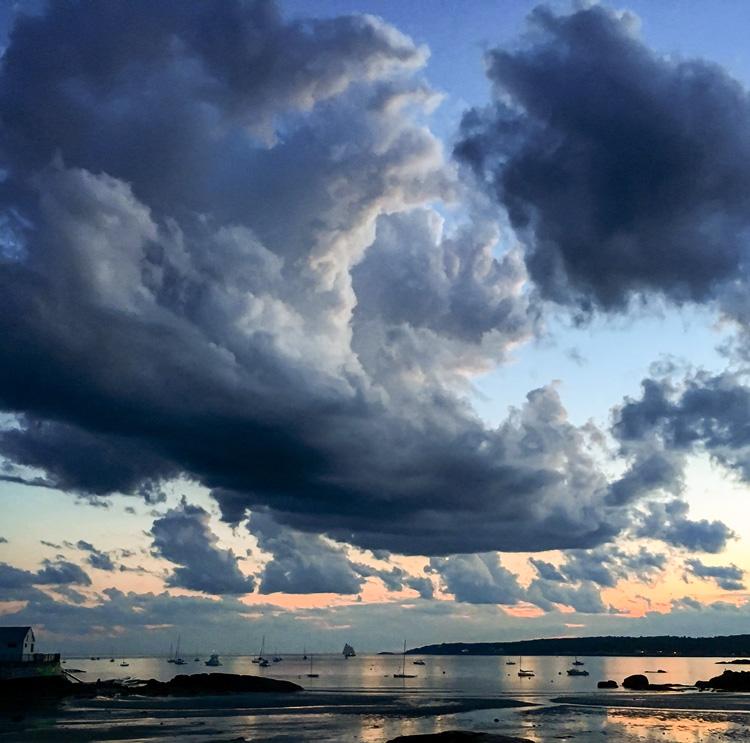 Clouds © Joanne McKinnon