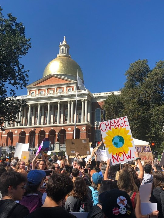 Strike at State House