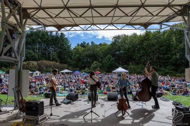 Arcadia Folk Fest by Julian Parker-Burns