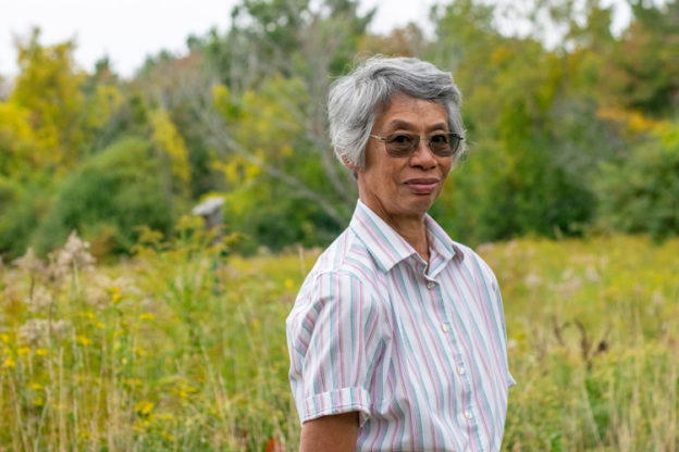 Jeanne Li - Volunteer at Ipswich River Wildlife Sanctuary