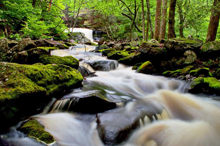 Doane's Falls, Royalston, MA © Trevor Meunier