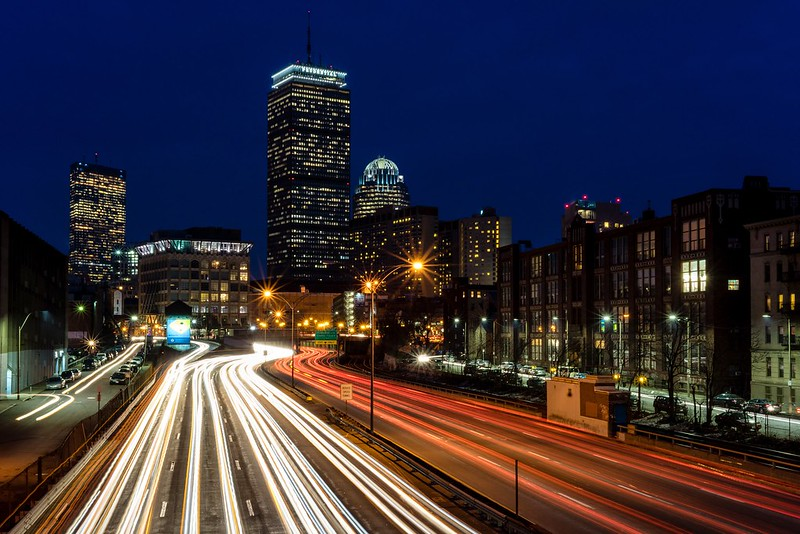 Boston Traffic / Robbie Shade - Flickr