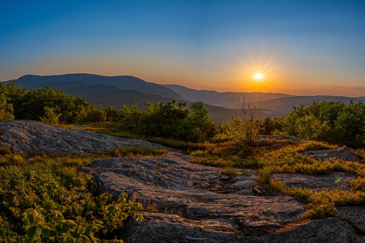 North Adams Sunset © Eric Dubreuil