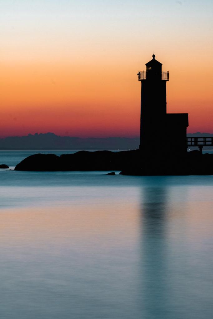 Annisquam Lighthouse in Gloucester © Alison Leedham